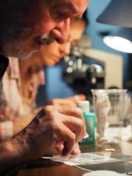Sab. 21 aprile 2018 - Corso di Microscopia con Dolores Maggiori