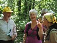 Sab. 9 giugno 2018 - Riconoscimento alberi