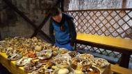Sab. 3 novembre 2018 - Gita di studio a Bardineto - Parte dei tanti funghi determinati