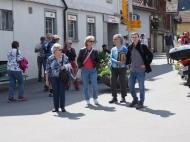 Mer. 14 - Sab. 17 agosto 2019 - Gita del comitato a Lehmen, Appenzello